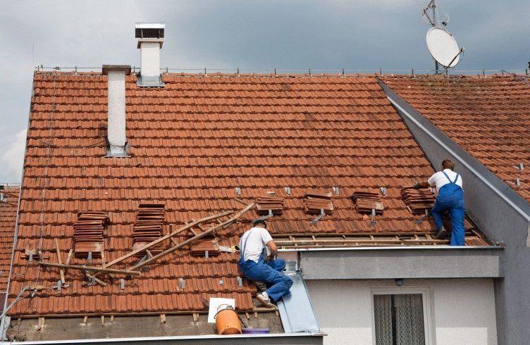 Как ремонтировать крышу из рубероида
